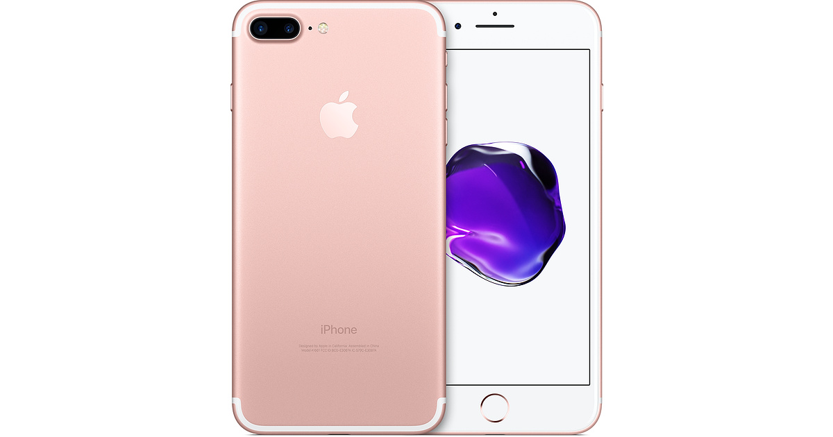 iPhone 7 plus rose gold – 128GB grade A !! – iPhone GSM Store